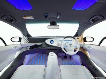 预示未来设计,Toyota LQ Concept
