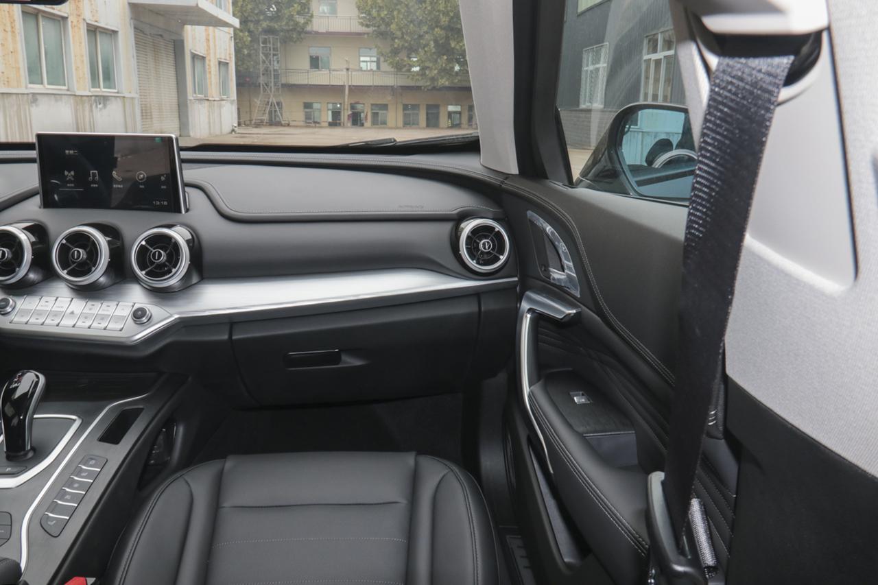 2019款WEY VV7升级版 2.0T自动超豪型国VI