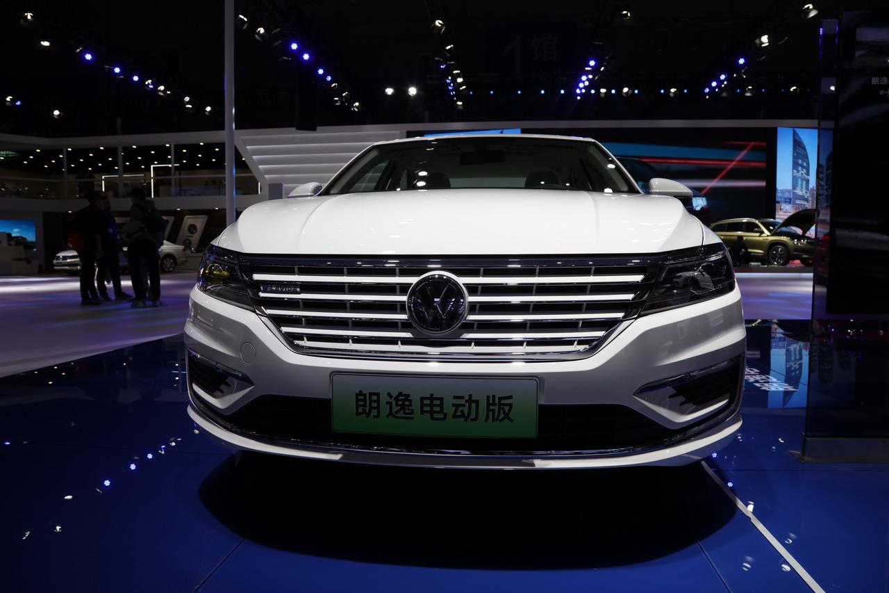 2019上海车展实拍:朗逸新能源