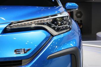 2019上海车展实拍:C-HR EV新能源
