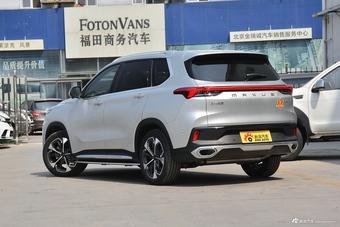 2019款上汽大通D60 1.5T自动尊享版