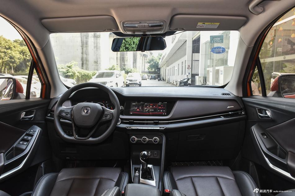 新车5.10万起 长安汽车长安CS15武汉地区促销
