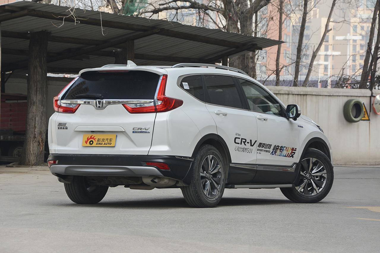 2019款CR-V锐·混动 2.0L自动净致版国V