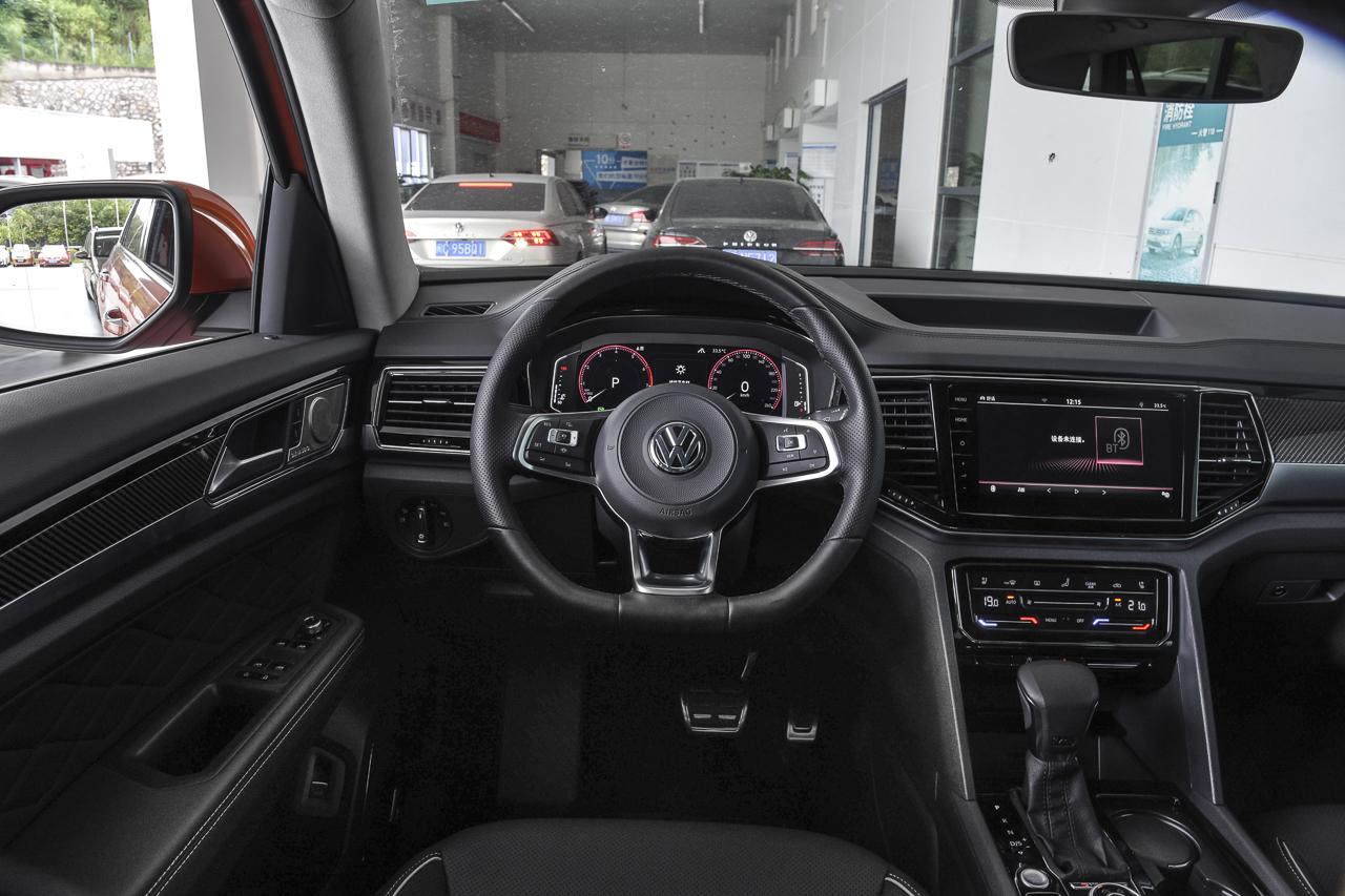 2019款途昂X 2.5T自动四驱尊崇旗舰版530 V6