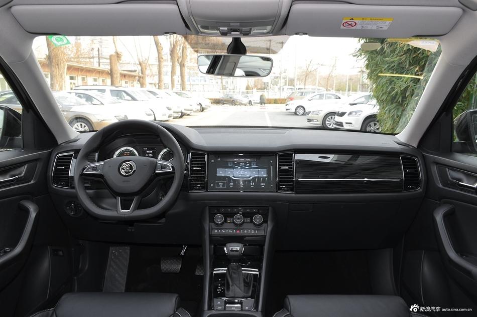 2019款柯迪亚克2.0T自动TSI330两驱豪华优享版7座国6