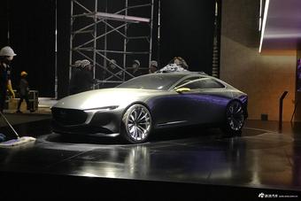 2019上海车展实拍:Vision Coupe
