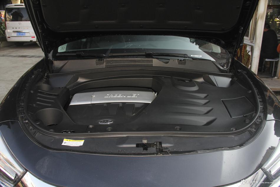 2018款瑞风S7超级版 1.5T自动精英型