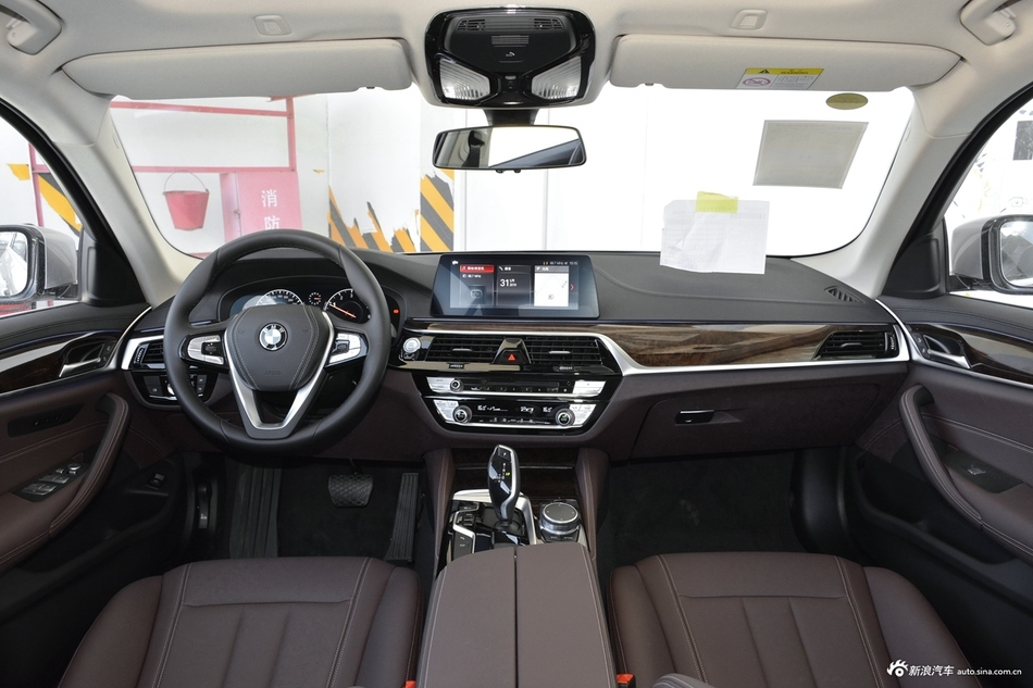 2019款宝马5系改款2.0T自动525Li 豪华套装