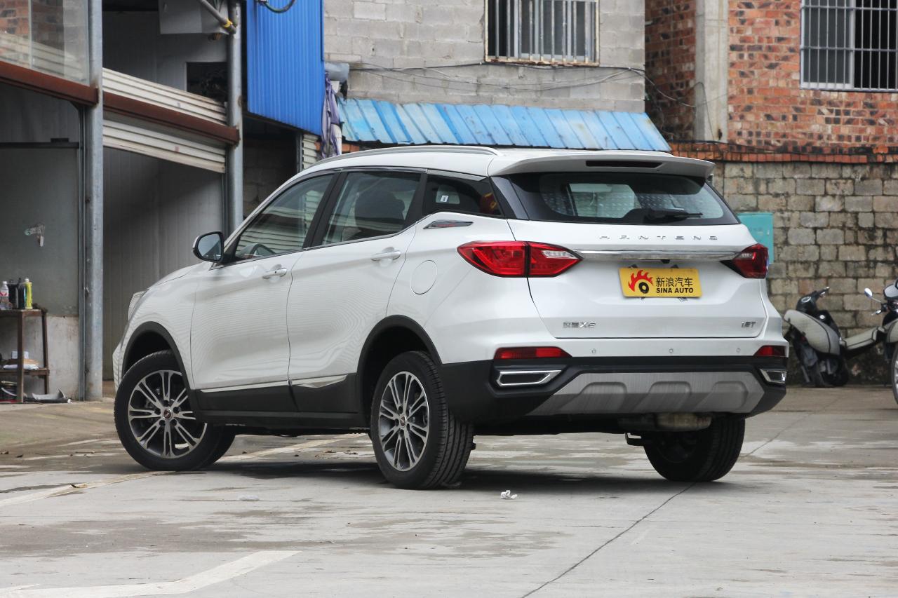2019款汉腾X5 MAX 1.5T自动豪华型7座