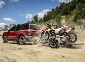 2021款福特Bronco Sport