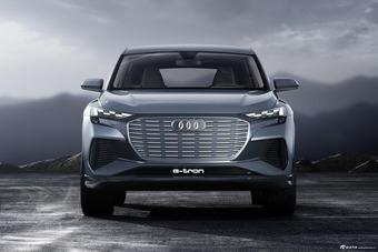 2019款奥迪Q4新能源 e-tron概念车