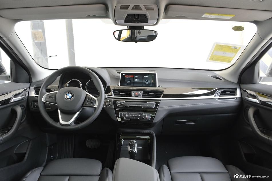 2019款宝马X2  sDrive20i M越野套装国VI