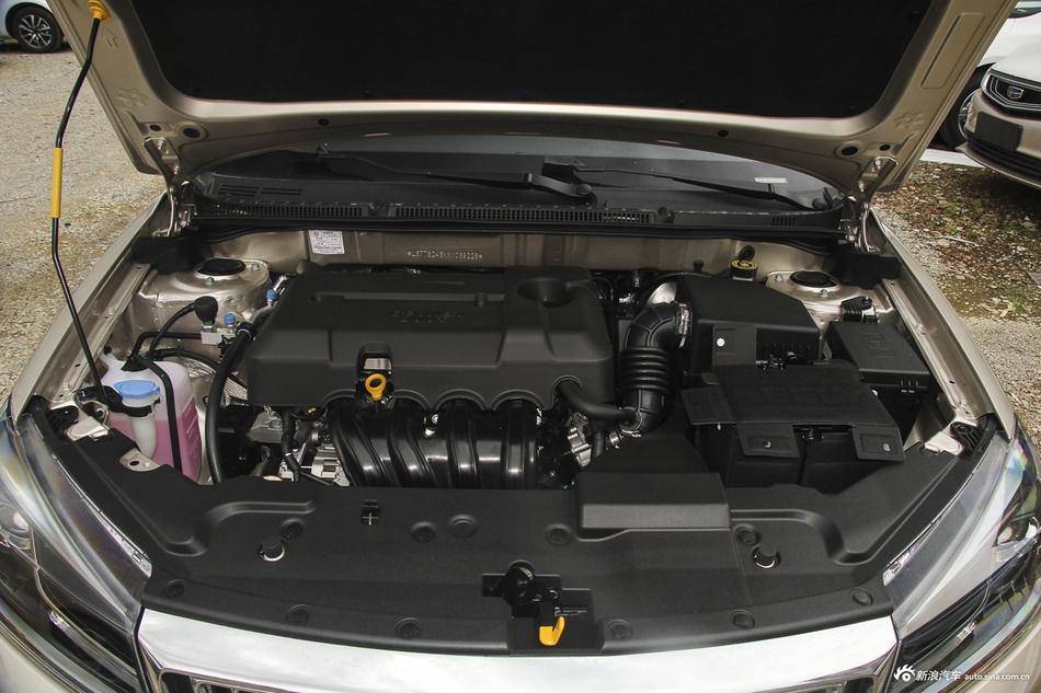 2019款吉利帝豪领军版1.5L 手动豪华型国VI