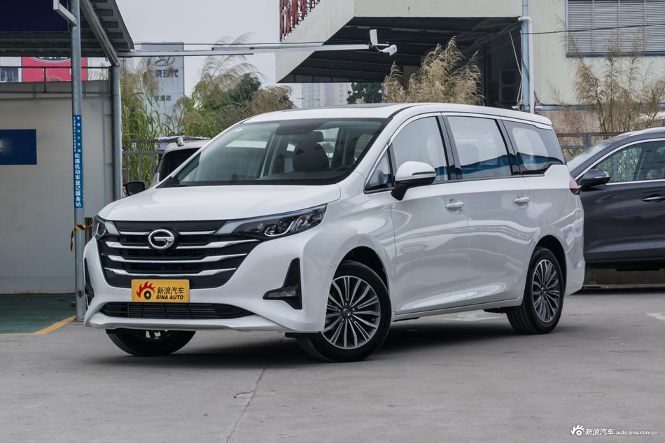 2019款传祺GM61.5T自动尊贵版7座270T