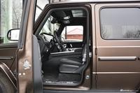 2019款奔驰G级 4.0T自动G500