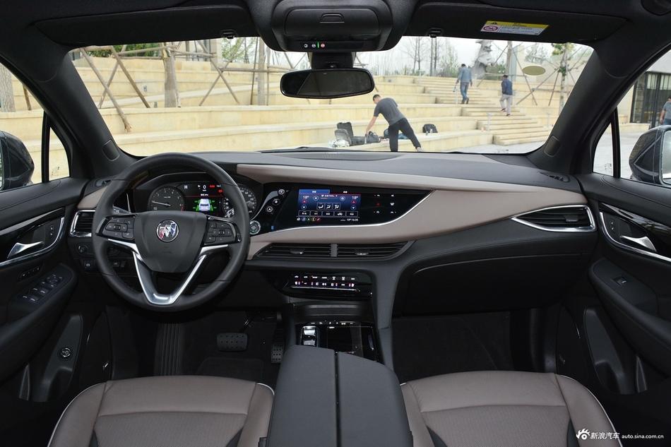上汽通用别克旗舰SUV昂科旗将于11月20日上市 或30万起