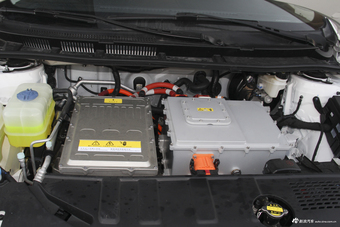 众泰Z500 EV底盘图
