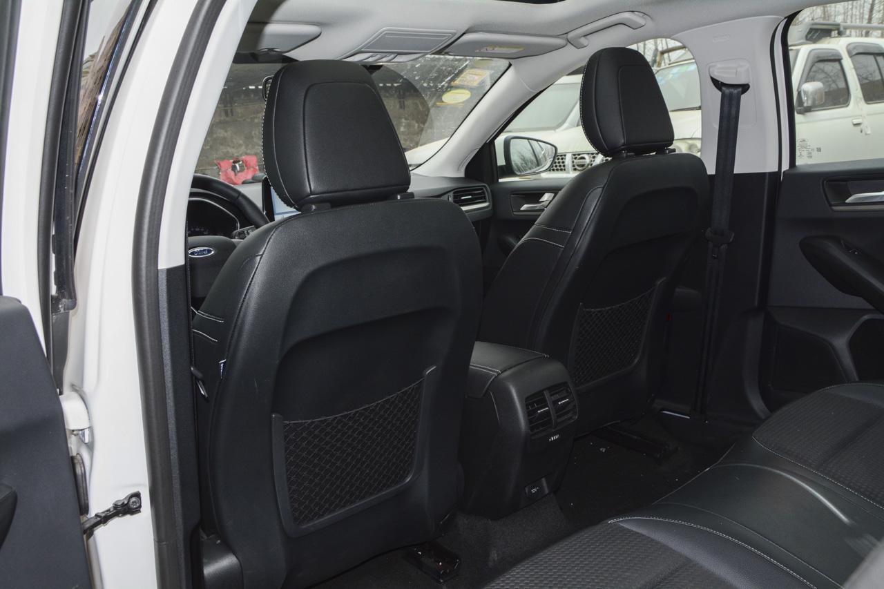 2019款福克斯三厢1.5L自动锋潮型
