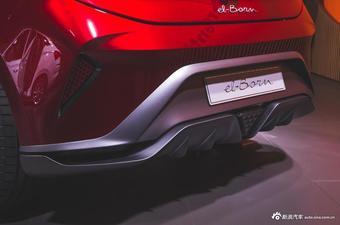 日内瓦车展:实拍西雅特EL-BORN