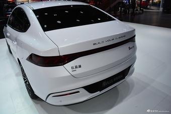 2020广州车展实拍:比亚迪秦PLUS