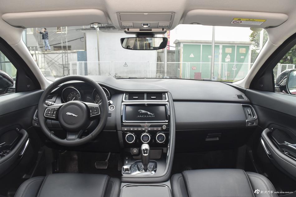 2018款捷豹E-PACE S 2.0T自动P200