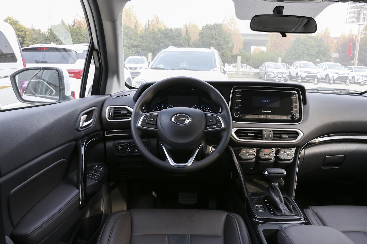 2018款传祺GS4 1.5T自动两驱精英版235T