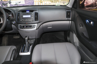 2017款新伊兰特EV GS PLUS