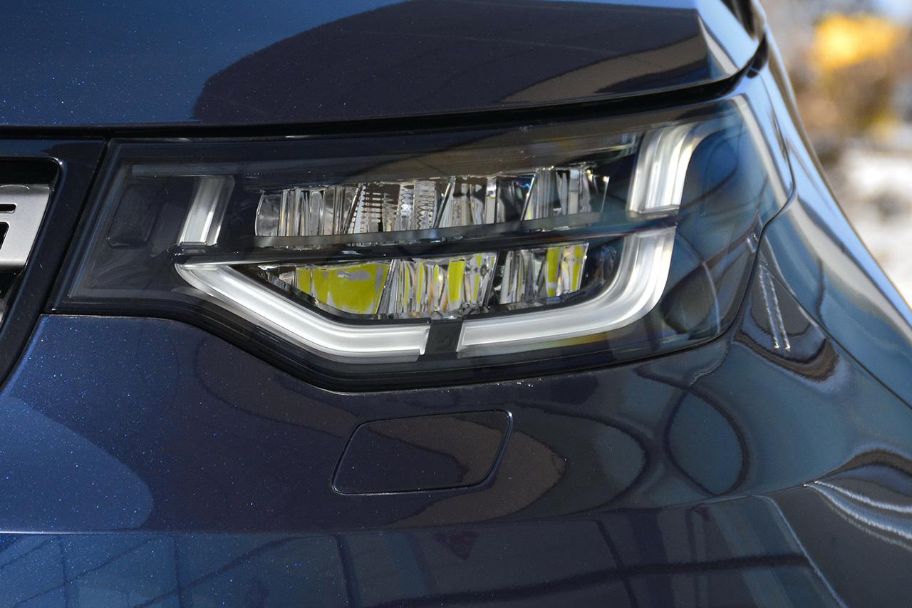 2019款路虎发现 3.0 V6 SE