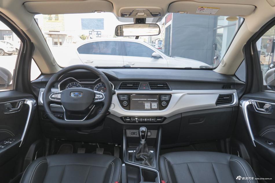 2019款吉利远景X3升级版 1.5L手动尊贵型