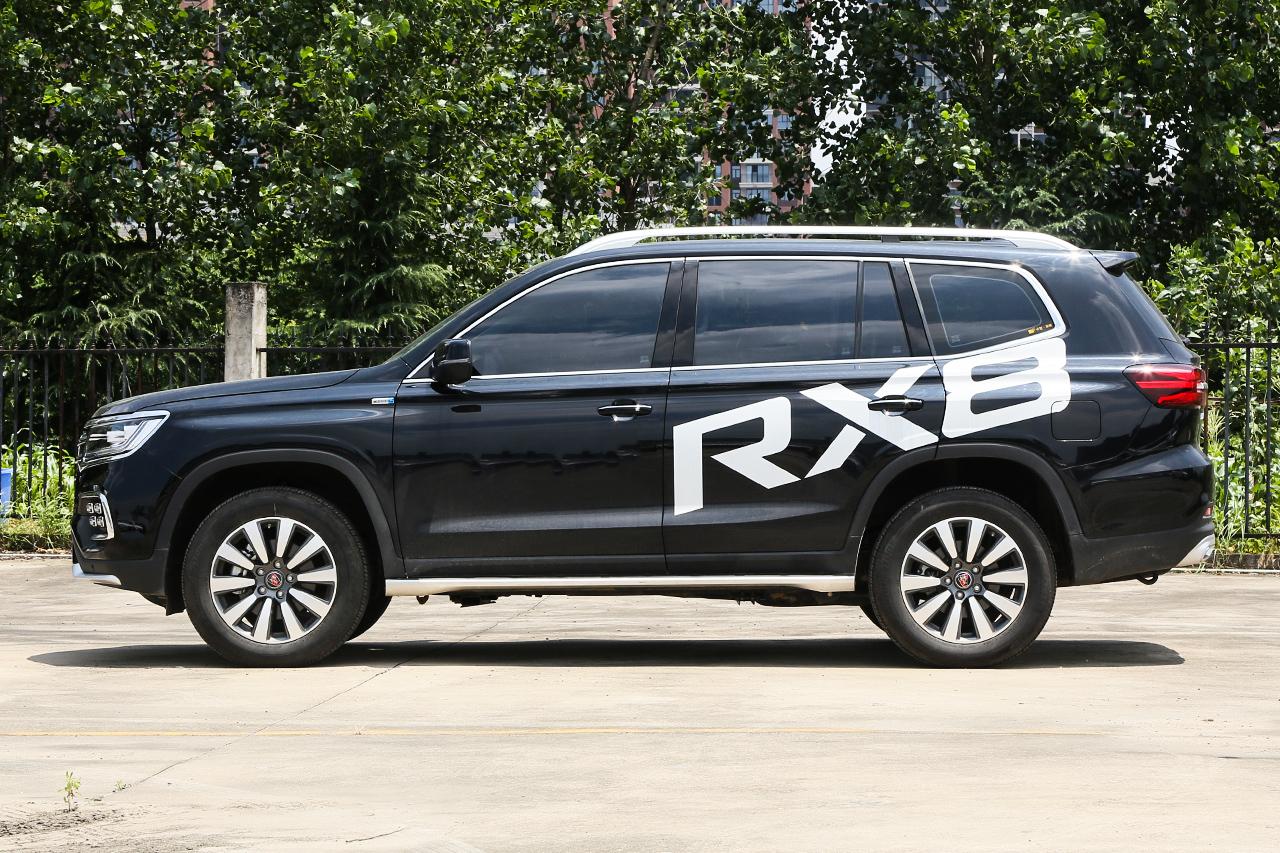 2018款荣威RX8 2.0T 自动四驱旗舰版