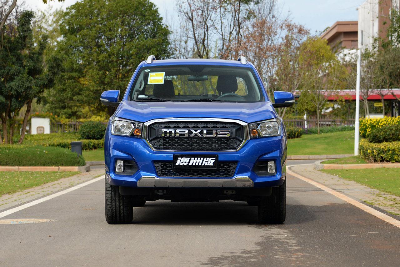 2021大通T70澳洲版2.0T自动四驱柴油版长箱高底盘