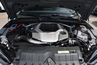奥迪RS5底盘图