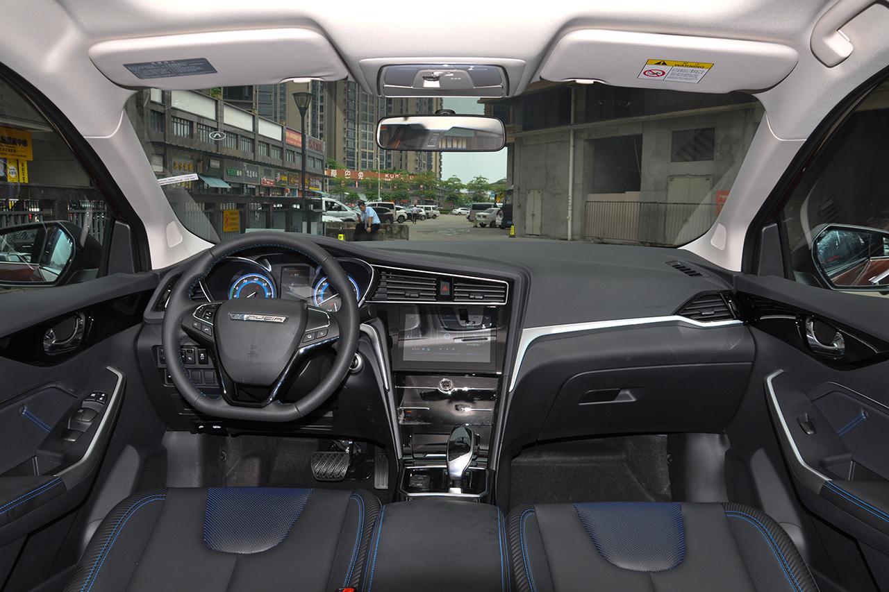 2019款启辰D60 EV 高续航尊享版