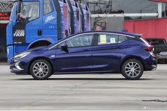 2019款威朗GS 1.5T自动双离合领先型20T