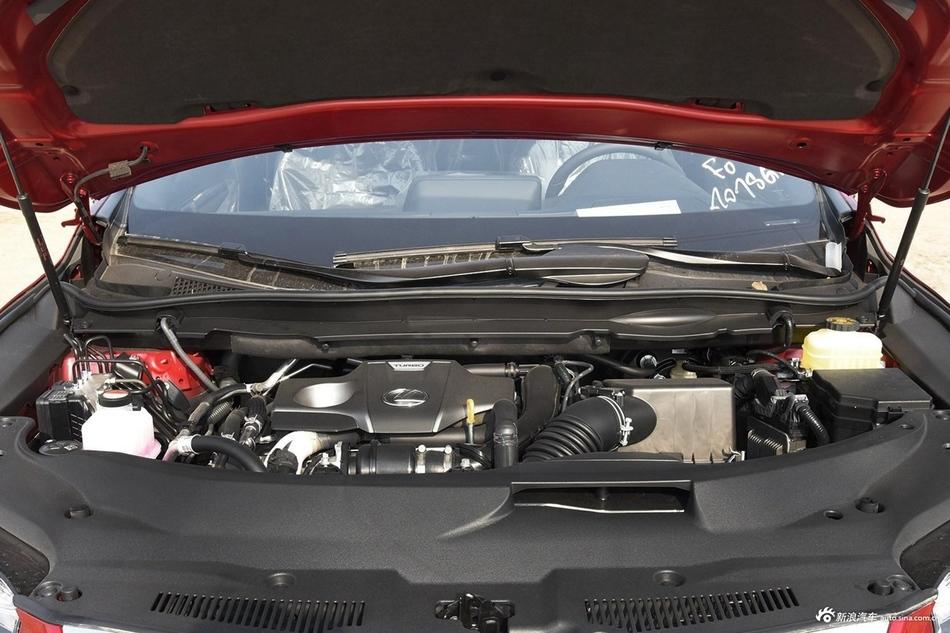 2020款雷克萨斯RX 300 四驱F SPORT国VI