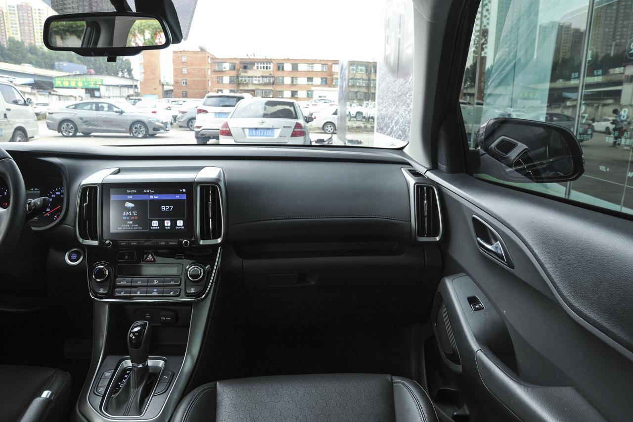 2019款现代ix35 2.0L自动两驱智勇·畅联版