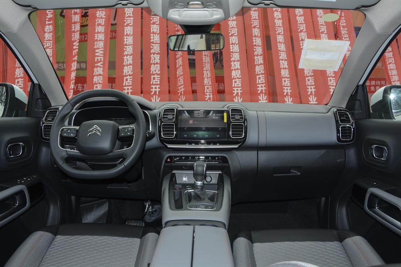 2019款天逸 C5 AIRCROSS 1.6T自动350THP尊享型