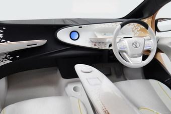 2019款丰田LQ Concept