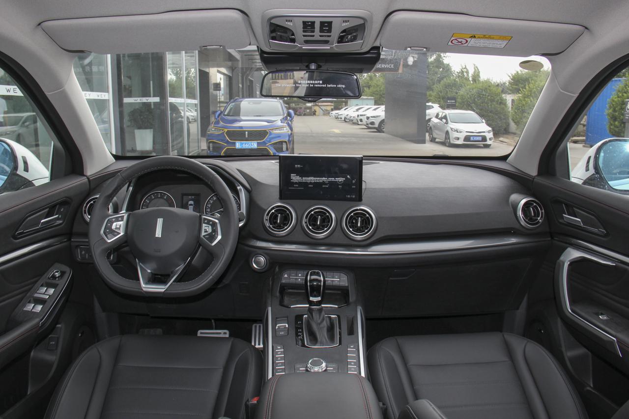 2019款WEY VV5升级款2.0T两驱超豪型国VI