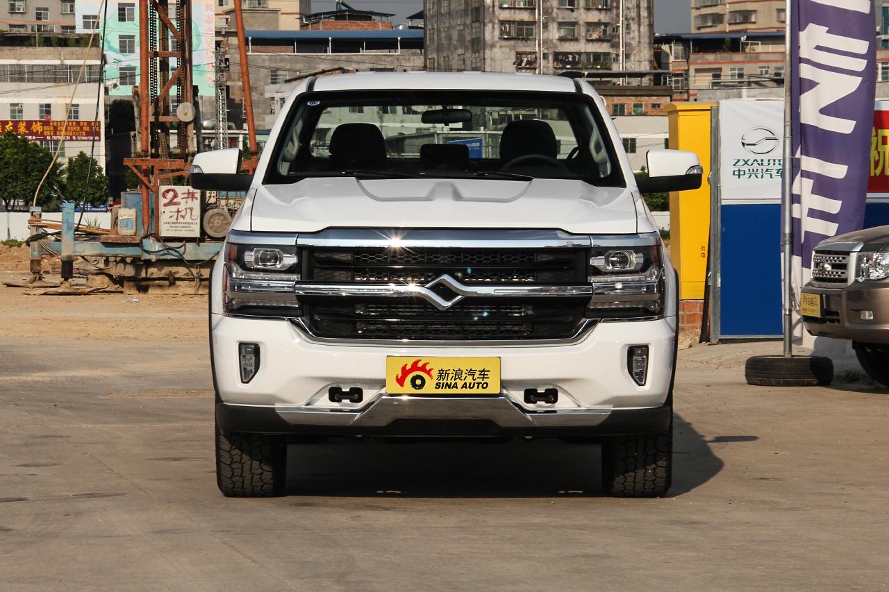 2019款黄海N7 2.5L手动两驱柴油运动版