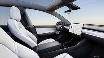 特斯拉Model Y正式亮相,更亲民的紧凑型电动SUV