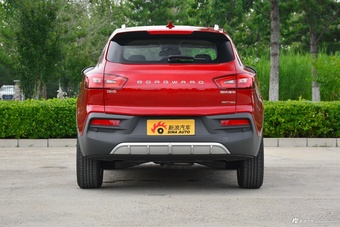 2020款宝沃BX5 20TGDI 1.4T自动两驱领先型