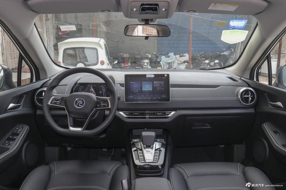 2019款比亚迪元EV535 智联领创型