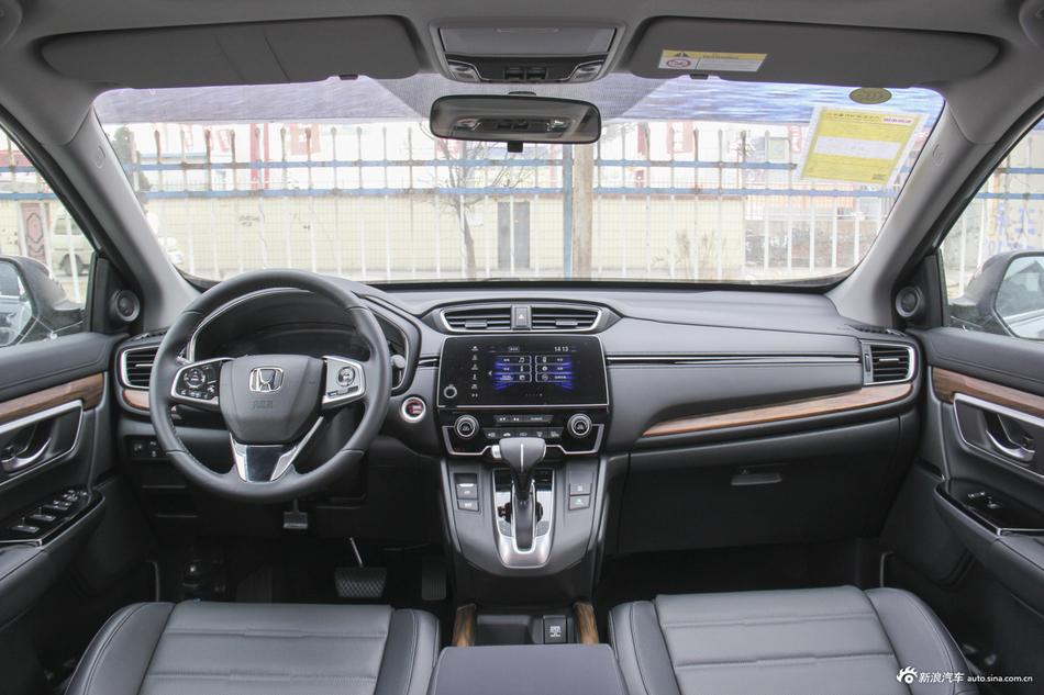 2019款CR-V 1.5T 240TURBO自动两驱风尚版国V