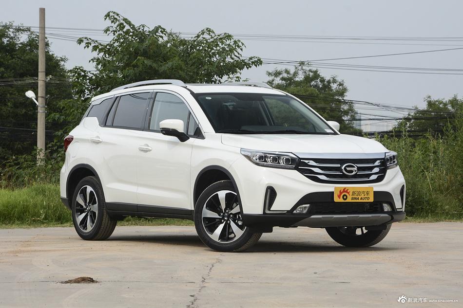 新浪汽车今日份推荐:广汽传祺传祺GS4最高直降1.99万
