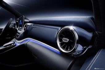 2019款奔驰EQV  Concept