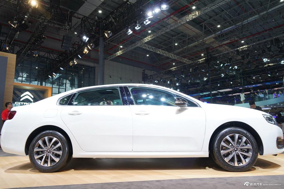 C位出道,走心推荐,雪铁龙C6全国新车16.22万起