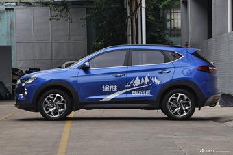2019款全新途胜1.6T自动四驱智尊版280TGDi国V