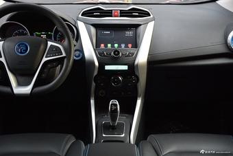 2019款比亚迪元 EV360智联领尚版