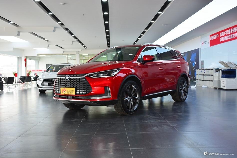 2019款比亚迪唐新能源EV600 四驱版